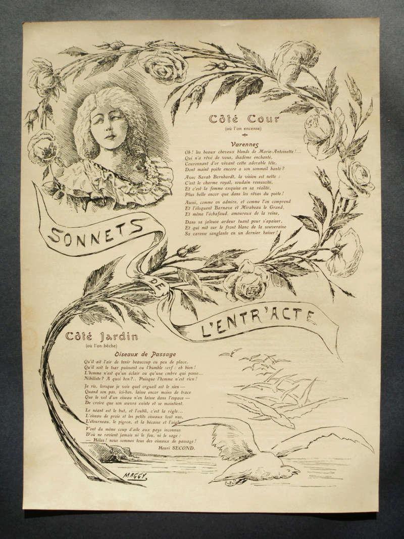 'Varennes' with Sarah Bernhardt 0310