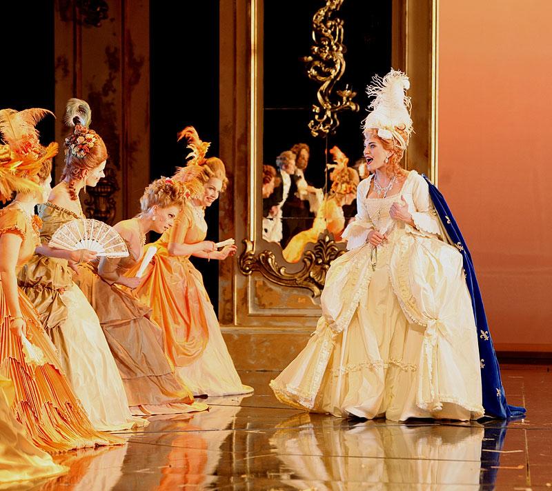 Musical Marie-Antoinette in Bremen Ensemb10