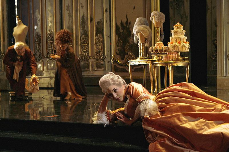 Musical Marie-Antoinette in Bremen Leonar10