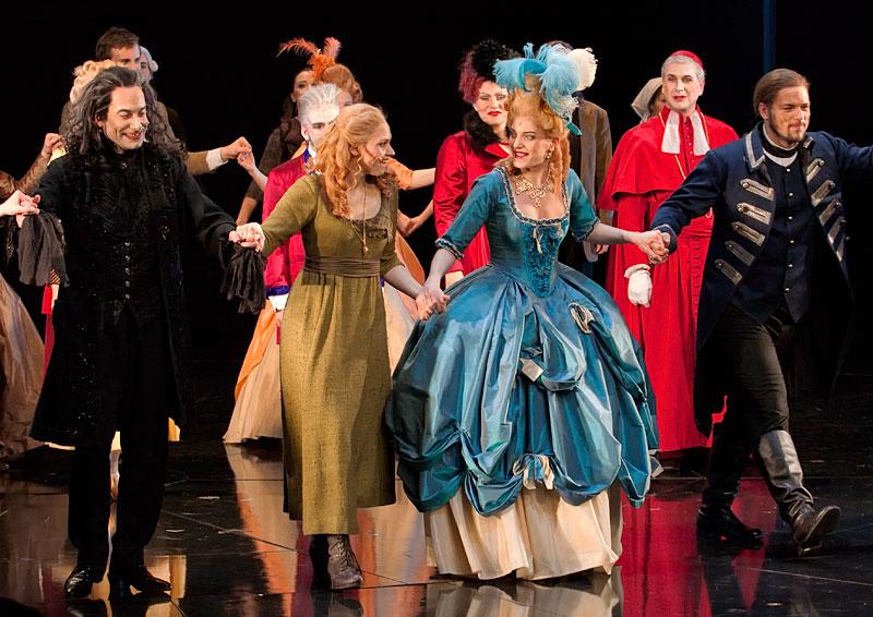 Musical Marie-Antoinette in Bremen Mariea10
