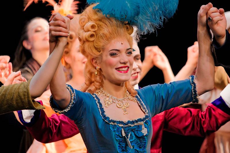Musical Marie-Antoinette in Bremen Mariea11
