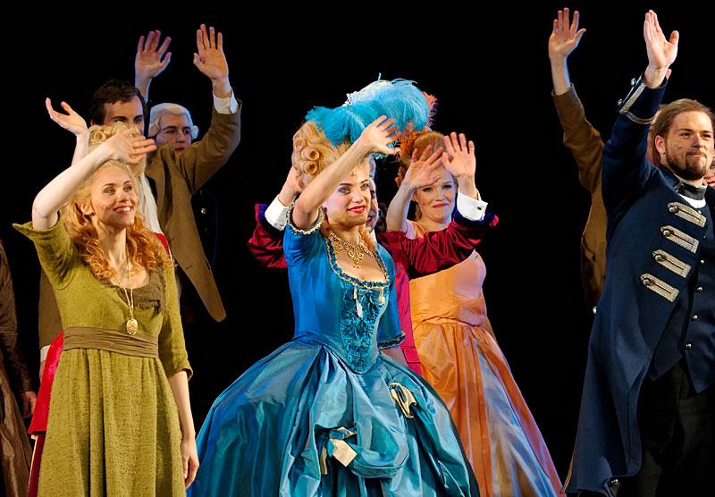 Musical Marie-Antoinette in Bremen Mariea13