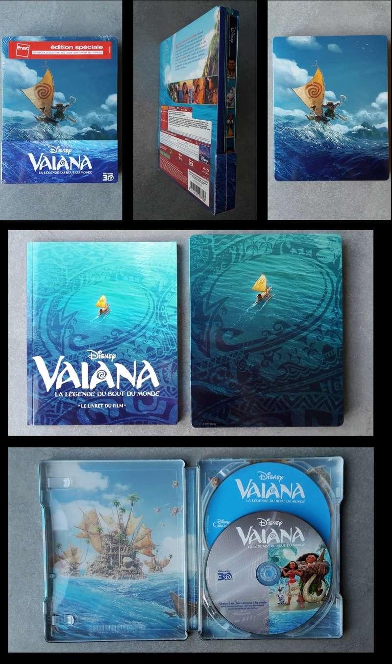 [Débats / BD] Les Blu-ray Disney en Steelbook - Page 2 Vaiana11