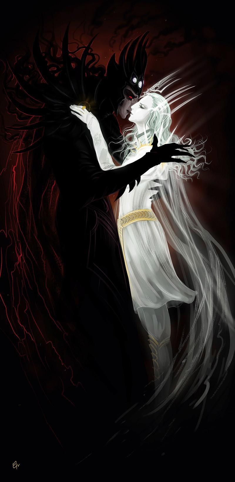 Melkor + Sauron = Morgoth   3cff4910