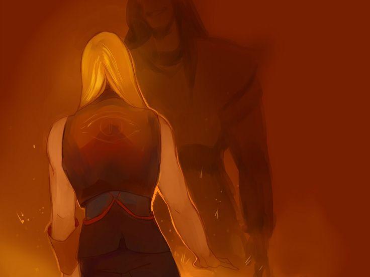 Mairon - The fire-hearted Maia & SAURON  76f28610