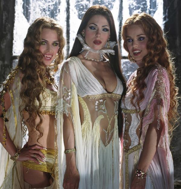 Count Vladislaus Dracula - Helsing Brides10
