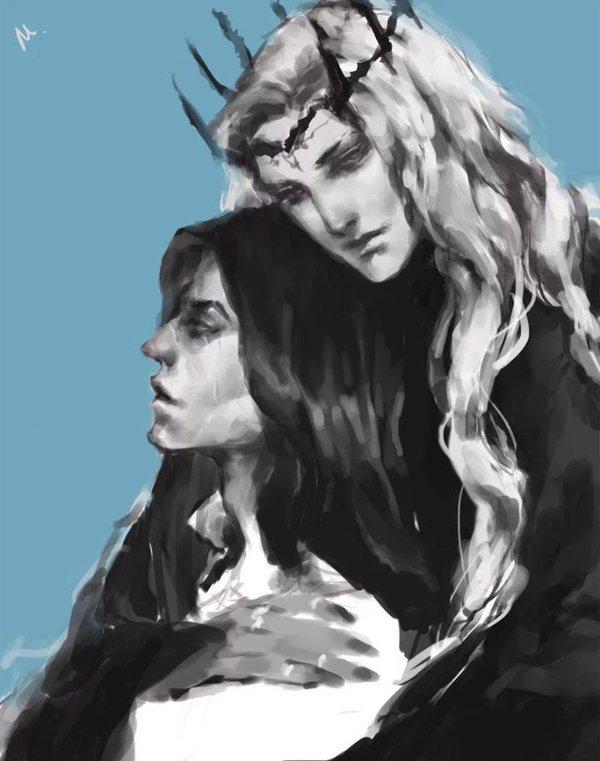 Melkor + Sauron = Morgoth   Cwthka10