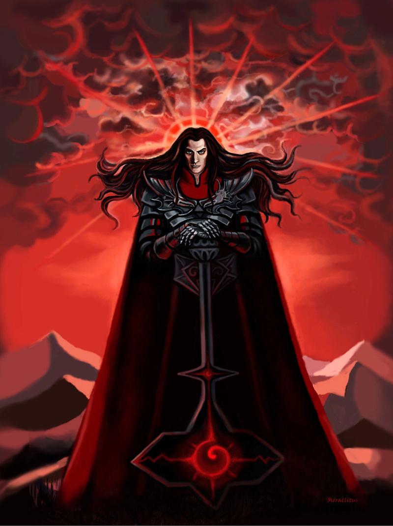MELKOR (BlackHeart) - He who arises in Might!  Melkor10