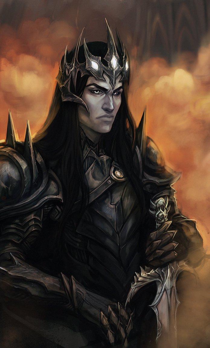 MELKOR (BlackHeart) - He who arises in Might!  Tumblr22