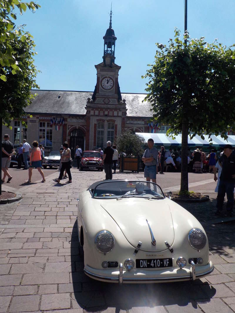 104e Rendez-Vous de la Reine - Rambouillet le 18 juin 2017 Dscn1168