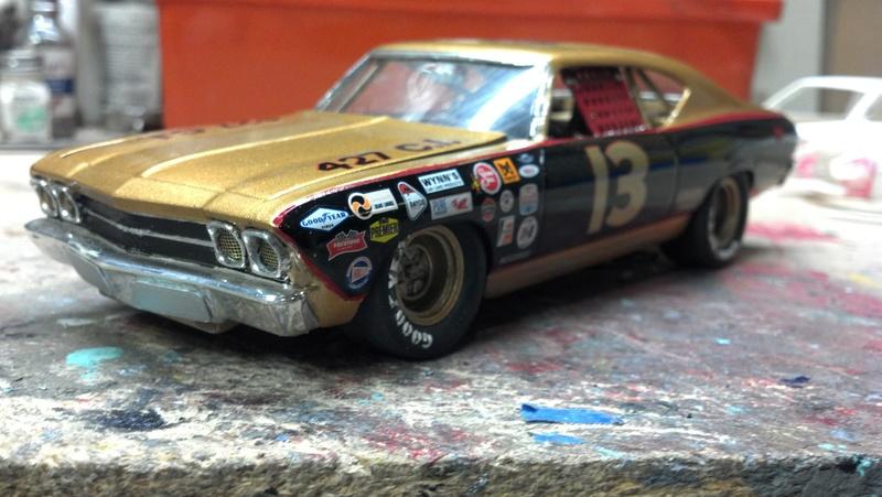 1969 Chevelle Smokey Yunick fantasy stock car  2017-011