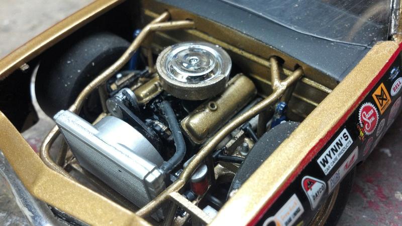 1969 Chevelle Smokey Yunick fantasy stock car  2017-015