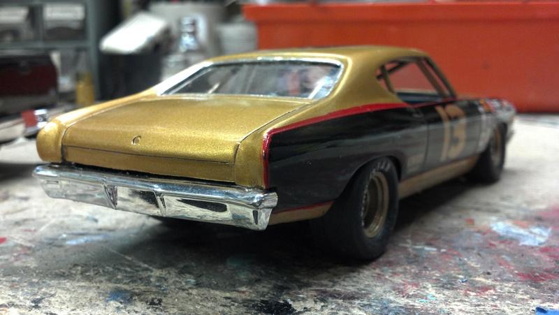 1969 Chevelle Smokey Yunick fantasy stock car  2017-016