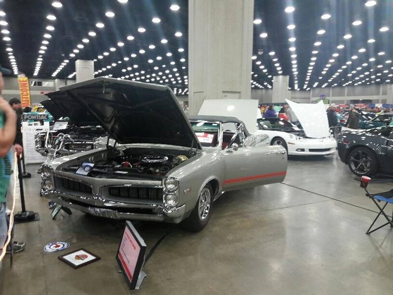 55th Annual Carl Casper Car Show. Final One. 20170282