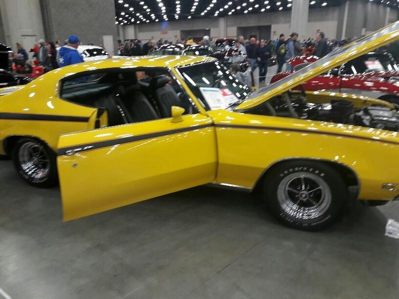 55th Annual Carl Casper Car Show. Final One. 20170284