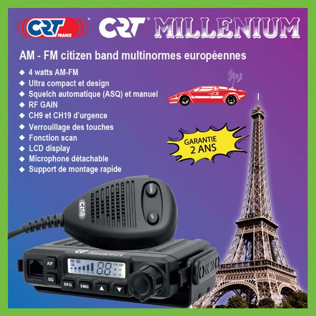 CRT Millenium (Mobile) Crt-mi10