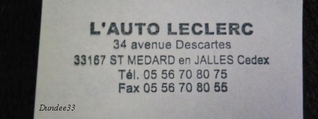 Tag norauto sur La Planète Cibi Francophone E_lecl13