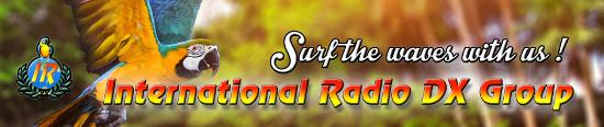 International Radio DX Group Ir-web10