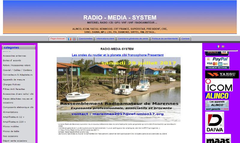 Brocante - Salon Radioamateur de Marennes - REF 17 (29/07/2017) Radio_12