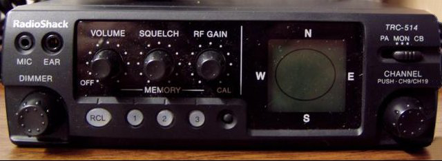 RadioShack TRC-514 (Mobile) Radios21