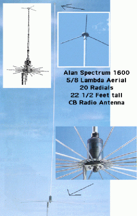 Tag 1600 sur La Planète Cibi Francophone Spectr12