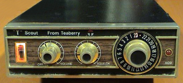 """Teaberry """"T"""" Scout (Mobile) Teaber25"""