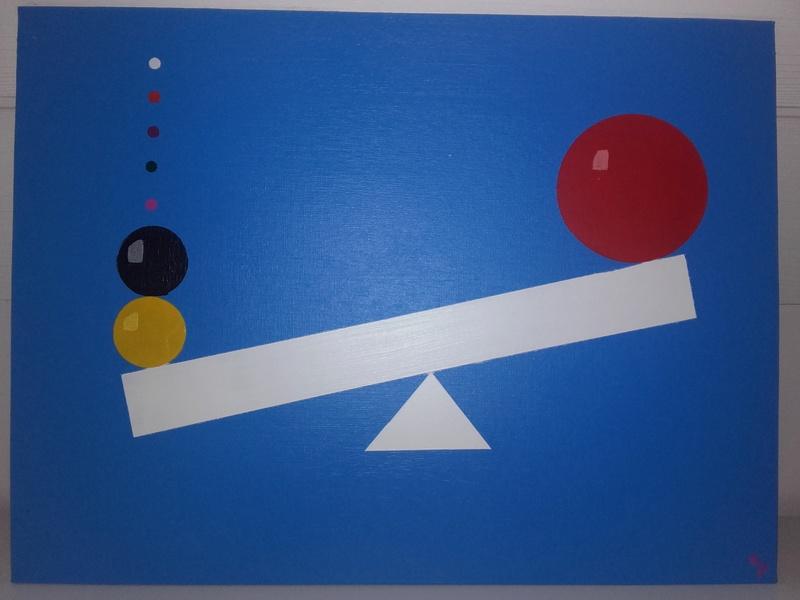Peinture  abstraite 1210