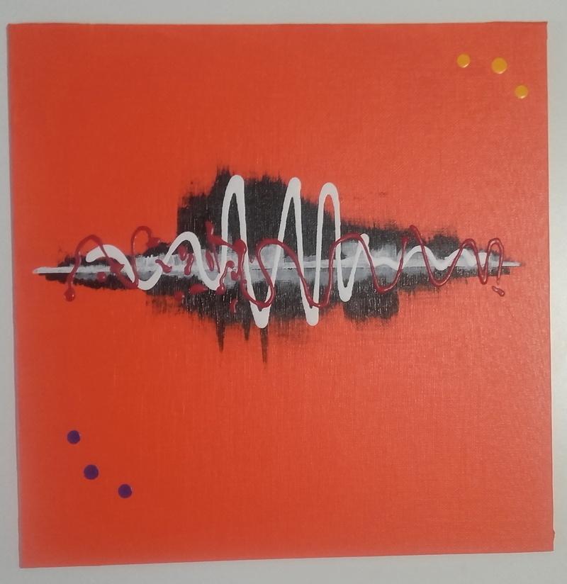Peinture  abstraite 210