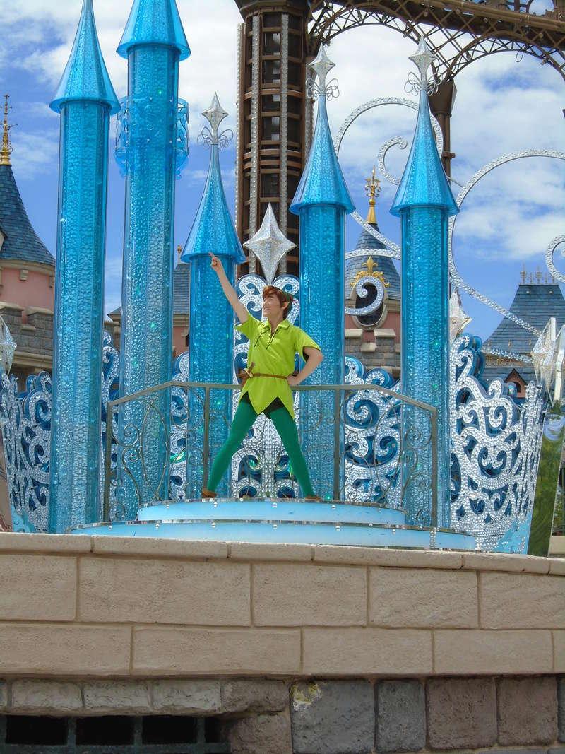 Vos photos avec les Personnages Disney - Page 2 Dsc00311