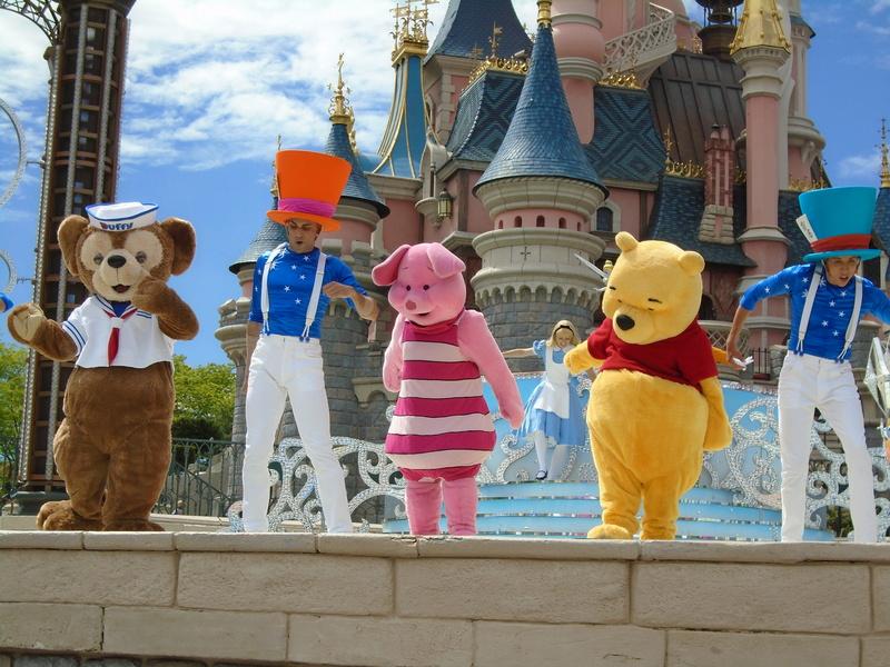Vos photos avec les Personnages Disney - Page 2 Dsc00312