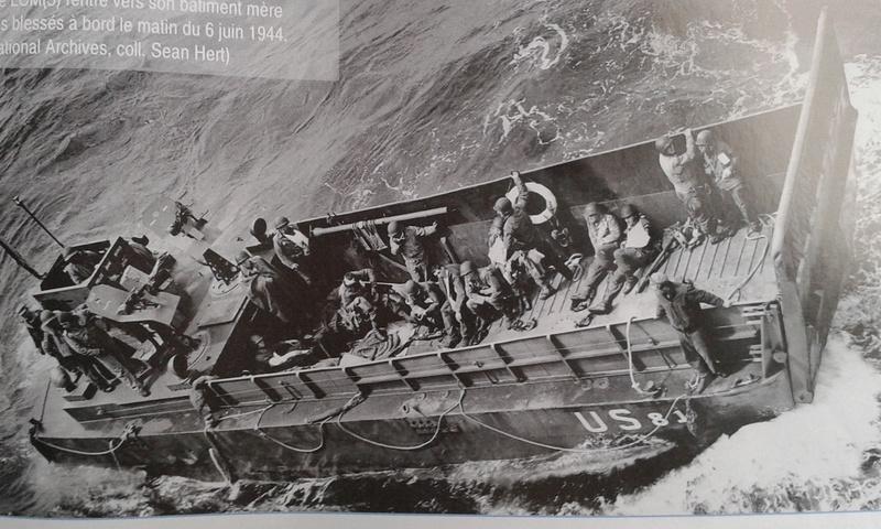 6 Juin 1944 - Au large d'Utah Beach - LCM(3)  20170574