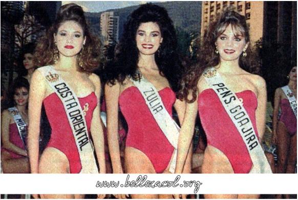 ninibeth leal, miss world 1991. 01710