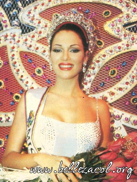 eva ekvall, 3rd runner-up de miss universe 2001. † - Página 3 02410