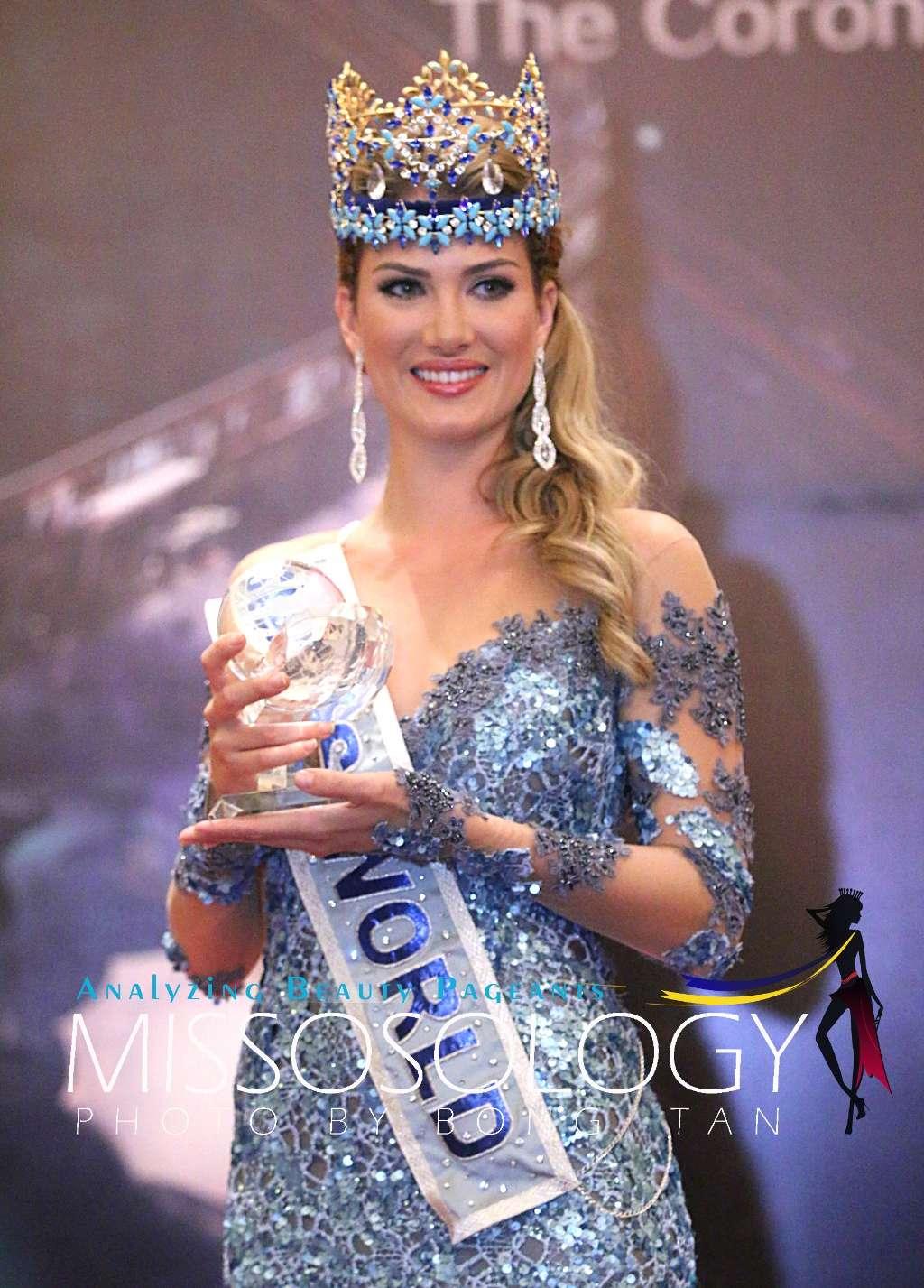 mireia lalaguna, miss world 2015. - Página 3 11411