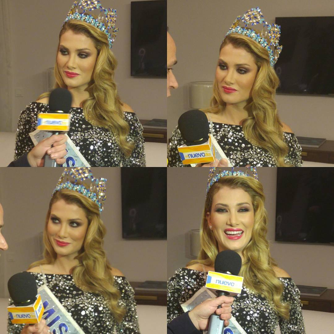 mireia lalaguna, miss world 2015. - Página 13 12547110