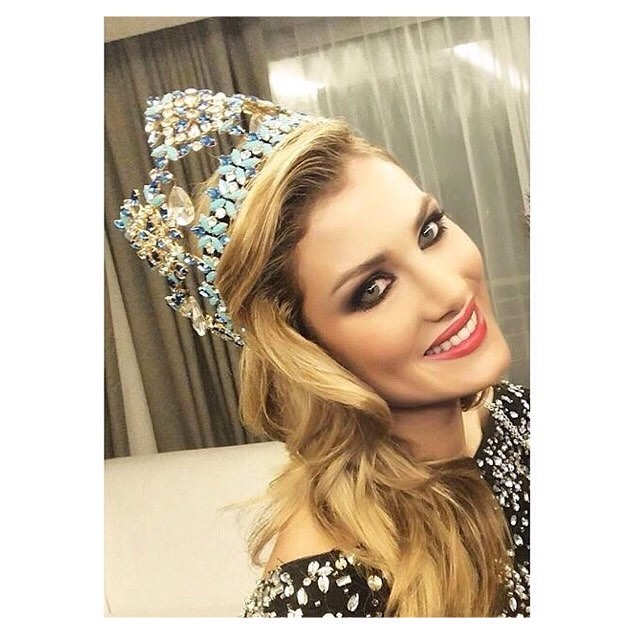 mireia lalaguna, miss world 2015. - Página 13 12558610