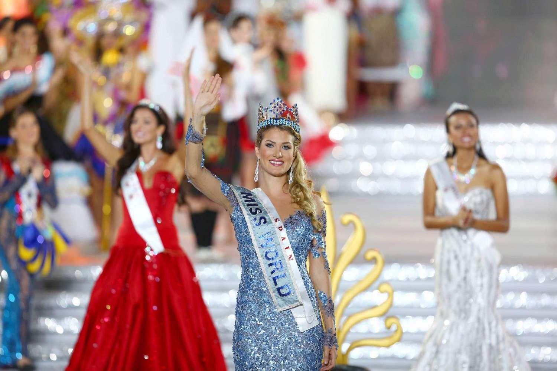 mireia lalaguna, miss world 2015. 14506110