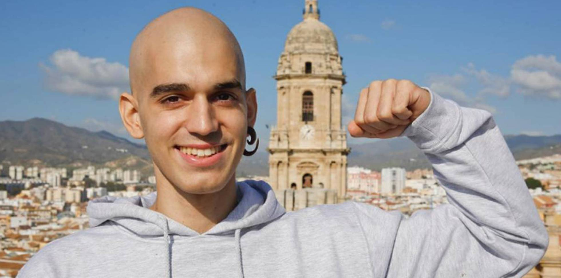 Muere Pablo Ráez, el joven que consiguió que aumentaran las donaciones de médula 14882810