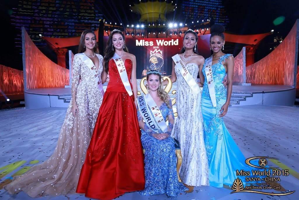 mireia lalaguna, miss world 2015. 15319510