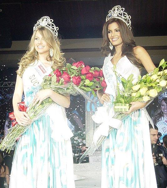 andrea matthies, finalista de miss continente americano 2008. 15710