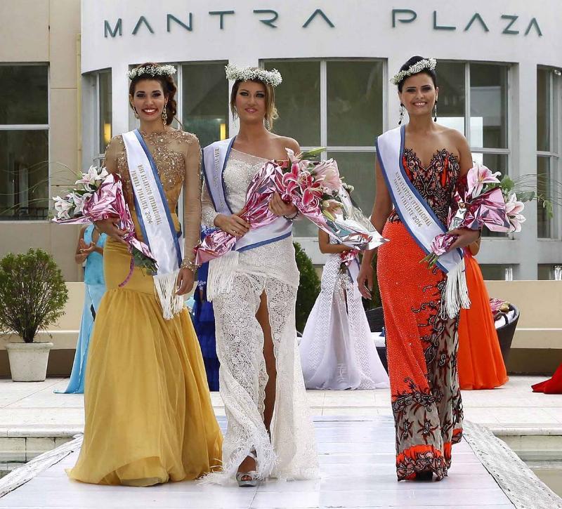 mireia lalaguna, miss world 2015. - Página 2 16545210