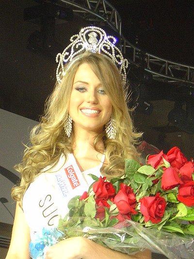 andrea matthies, finalista de miss continente americano 2008. 16911