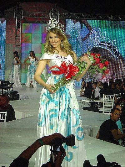 andrea matthies, finalista de miss continente americano 2008. 17510