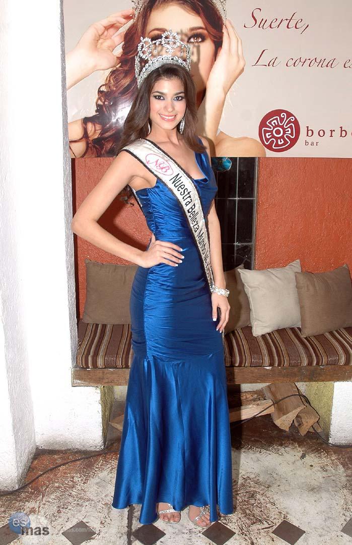 anagabriela espinoza, miss international 2009. - Página 2 20082111