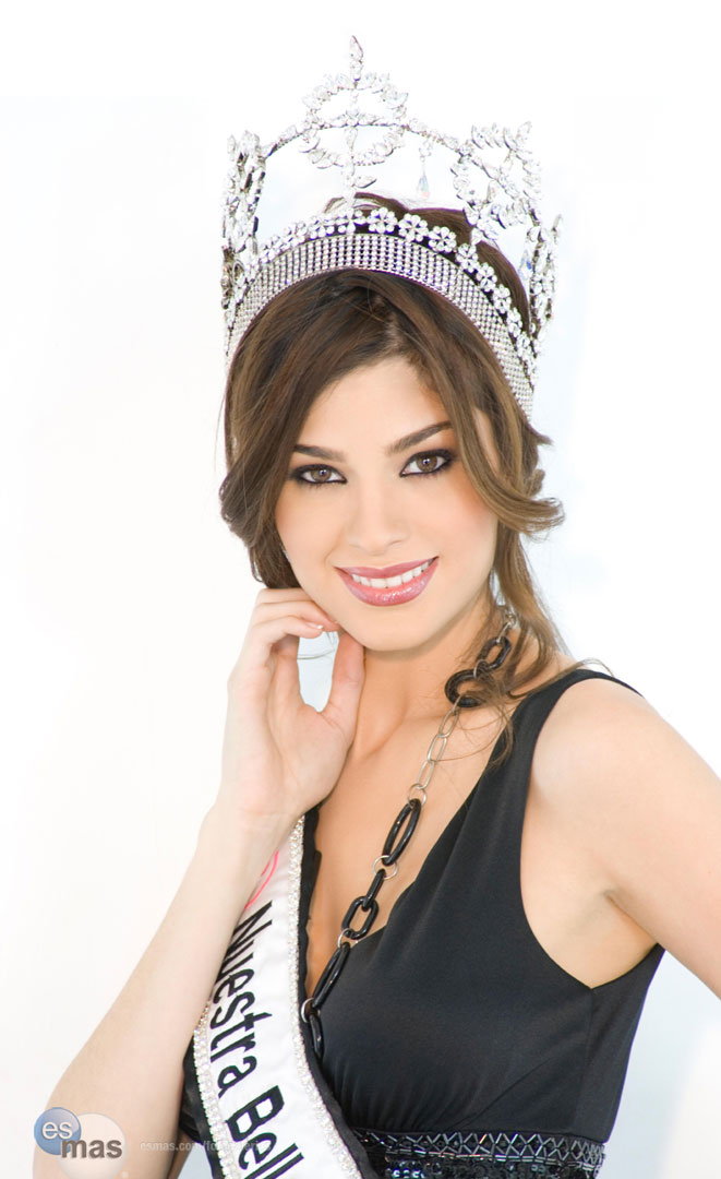 anagabriela espinoza, miss international 2009. - Página 2 20082113