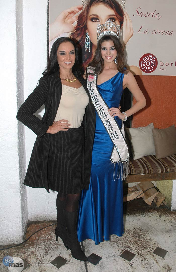 anagabriela espinoza, miss international 2009. - Página 2 20082119