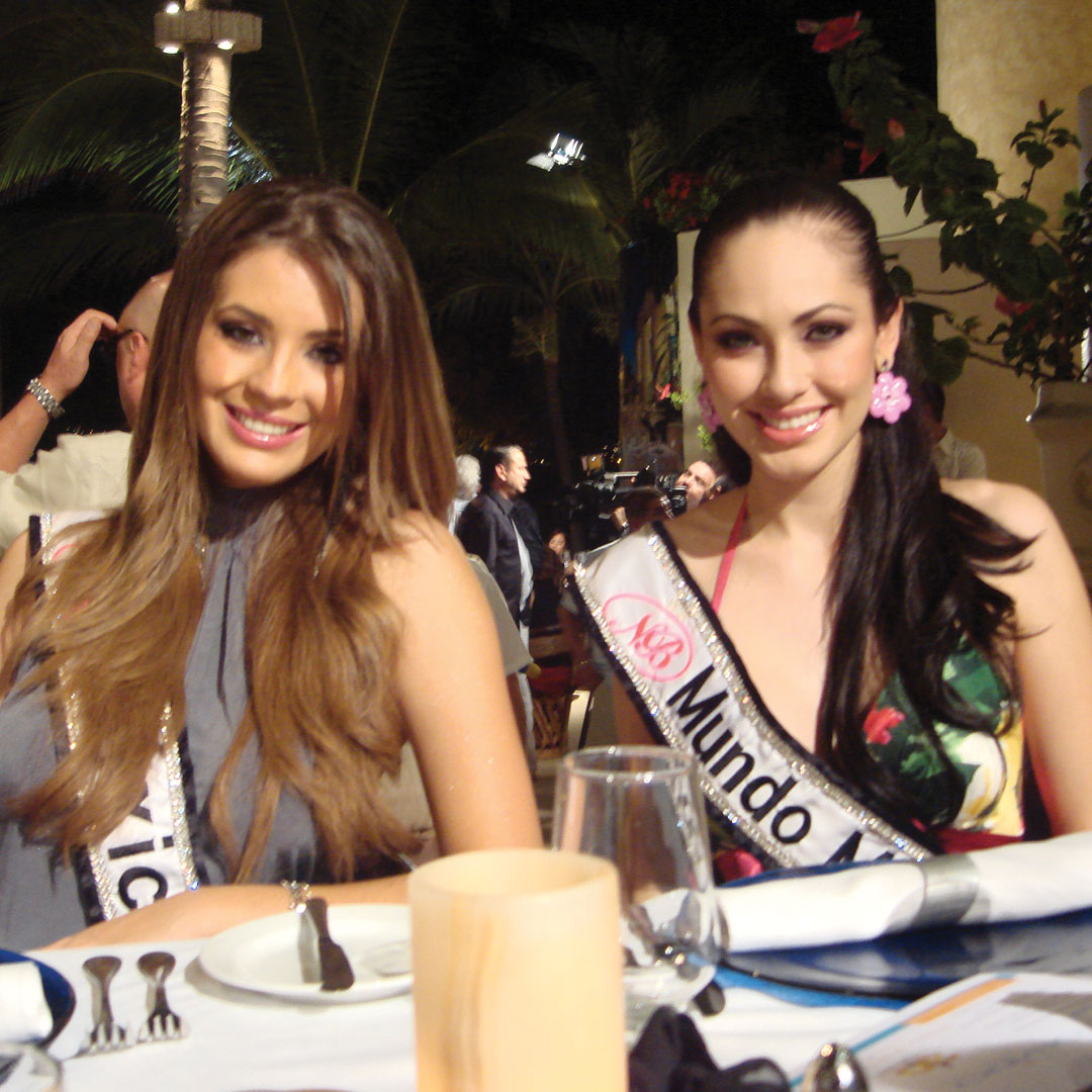 perla beltran, 1st runner-up de miss world 2009. - Página 4 20091711