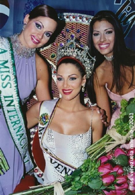 eva ekvall, 3rd runner-up de miss universe 2001. † - Página 4 24826910