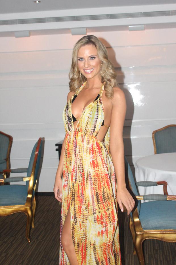 andrea matthies, finalista de miss continente americano 2008. 4610
