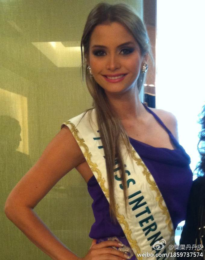 maria fernanda cornejo, miss international 2011. - Página 3 6ed95710